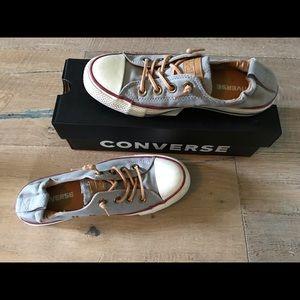 Converse Shoreliner - Grey - Size 7